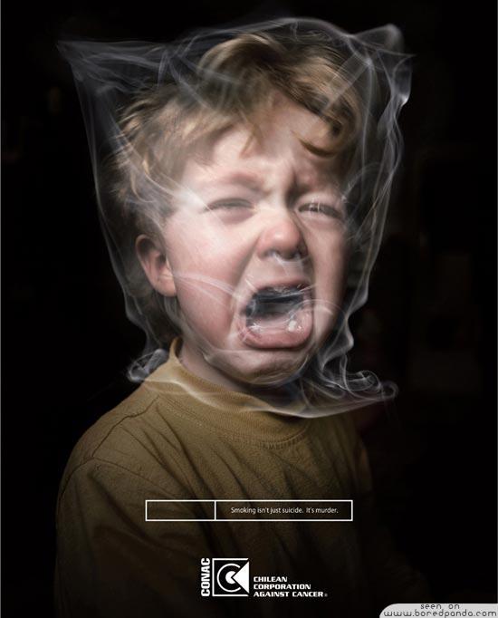iklan kreatif anti rokok yang dapat membuat anda berhenti merokok ini adalah pembunuhan 40 iklan kreatif Anti Rokok yang dapat membuat anda berhenti merokok