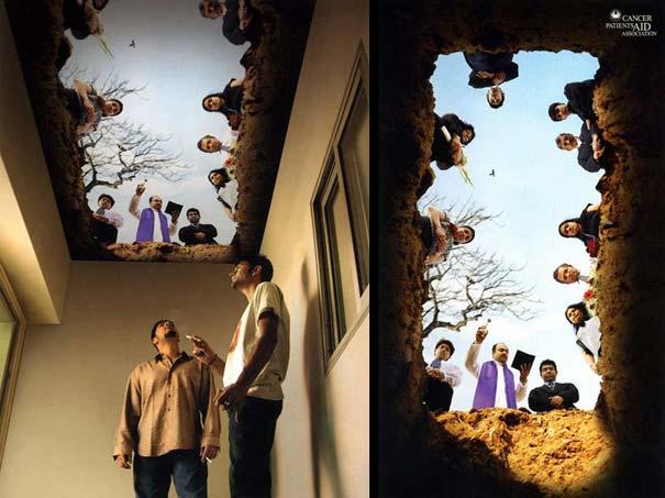 iklan kreatif anti rokok yang dapat membuat anda berhenti merokok kuburan 40 iklan kreatif Anti Rokok yang dapat membuat anda berhenti merokok