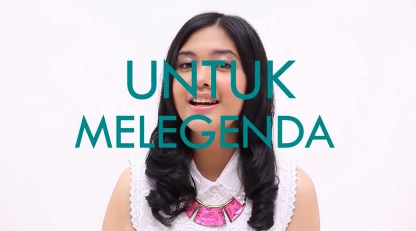 Ashya – Legenda (2015) Lirik dan VideoKlip