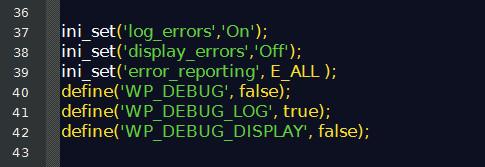 Cara Menyembunyikan Pesan Error pada WordPress 1.jpg